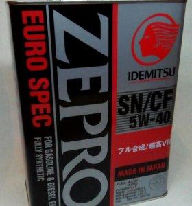 Масло моторное Idemitsu 5W-40
