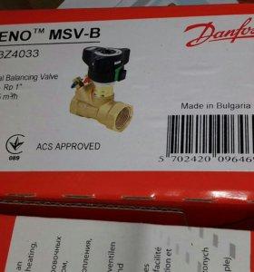 Клапан балансировочный danfoss MSV- B dn25. 15штук