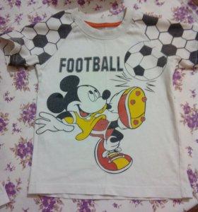 Футболка и шорты