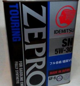 Масло моторное Idemitsu 5W-30