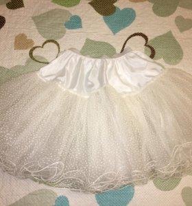 Платье на девочку - 6-8 лет