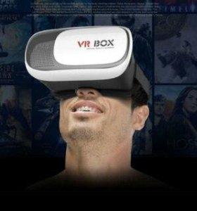 Виртуальные очки vrbox
