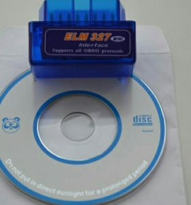 Сканер ELM 327