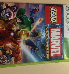 Лего Марвел XBOX 360