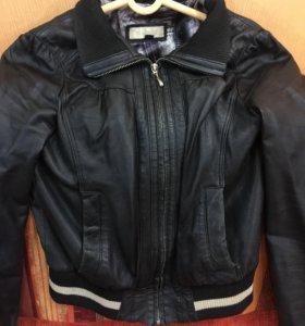 Кожаная Куртка 1000