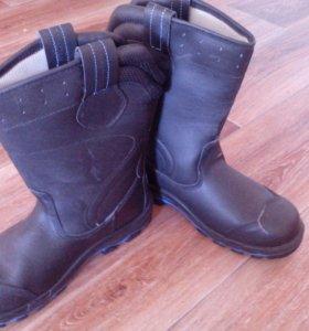 Сапоги (спец.обувь)