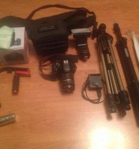 Canon EOS 550D Tamron 18-250