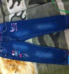 Почти новые штанишки
