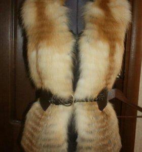 Пошив меховых жилетов