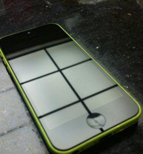Iphone 5c ростест + 4 чехла