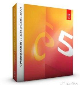Лицензия Adobe CS5 Design Standart