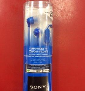 Наушники Sony MDR-EX15AP