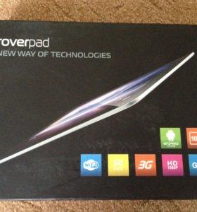 СРОЧНО продам планшет roverpad