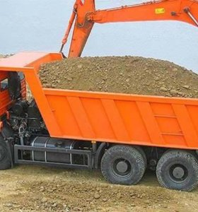 Песок,Шебен,Торф, грунт,глина