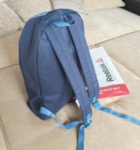 Новый рюкзак Reebok Classics
