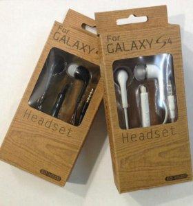 Наушники Samsung galaxy s4