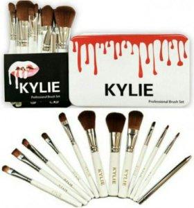 Набор кистей Kylie 12шт