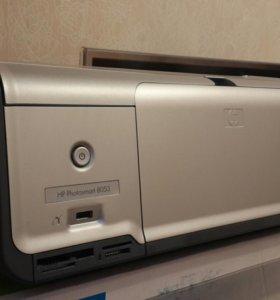 Принтер hp photosmart 8053