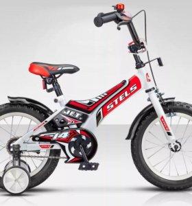 Новый велосипед Stels jet 18