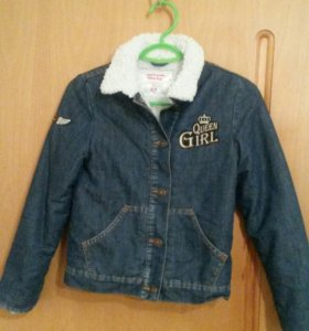 Куртка детская женская 6-8 лет
