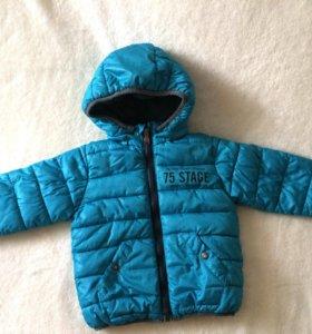 Стильная куртка фирмы Sea&Sky boys