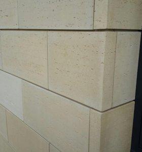 Фасадный камень травертин