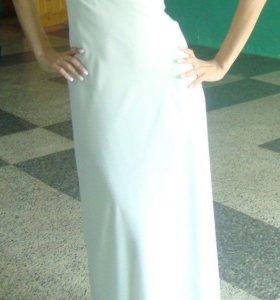 Платье шифоновое на выпускной или свадьбу