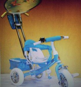 Детский велосипед Lexsus Trike Next Barbie
