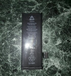 iPhone 5s/5c аккумулятор новый