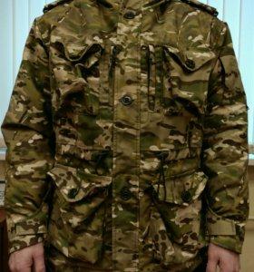 Куртка зимняя тактическая MDD Мультикам