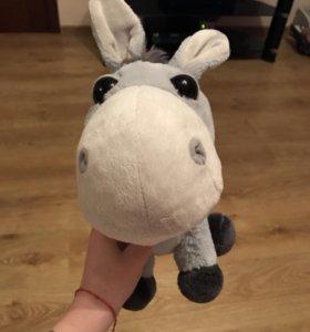 Игрушка ослик