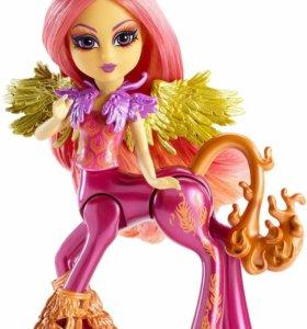 "Мини-кукла Monster High ""Flara Blaze"""