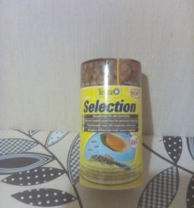 Корм Tetra Selection 4 вида основного корма
