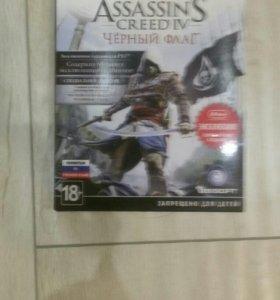 Диск PS3 Assassins Creed4:Black Flag