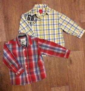 Фирменные рубашки+ подарок
