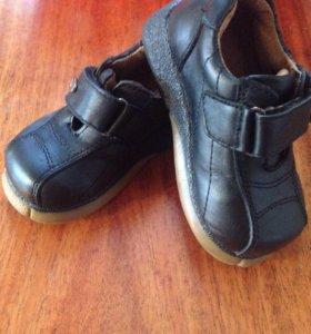Ботинки новые натуральная кожа