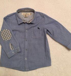Рубашка НМ 86 см