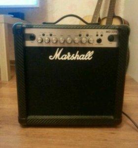 Гитарный усилитель Marshall MG 15 CFX