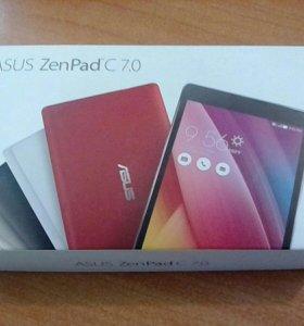 ASUA Zenpad планшет, 8гб памяти, 2сим.