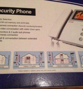 Видеодомофон security fhone