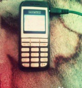Телефон Алькатель