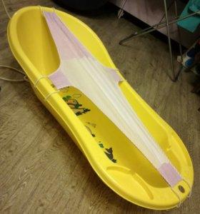 Ванночка+гамак+стульчик для купания