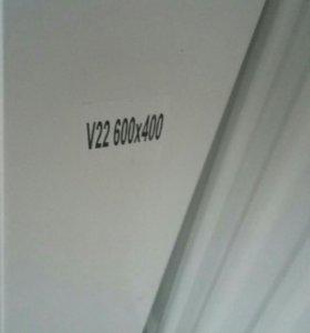 Радиатор стальной 600*400 V22