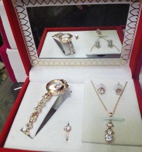 Подарочный набор украшений