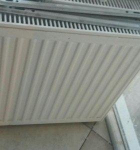 Стальной радиатор 600*600 V22