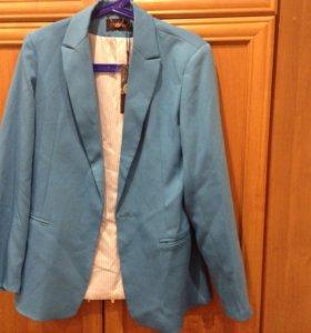 Пиджаки размер 48