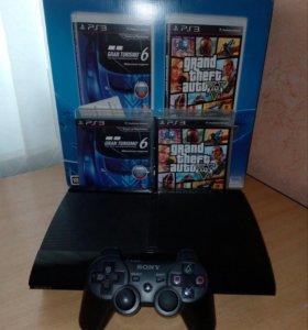 Игровая консоль SONY PS 3 SLIM 500 GB