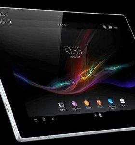 Продам на запчасти планшет Sony Xperia Tablet Z