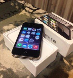 Айфон 4s. 16Гб