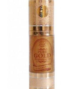 Золотой коллагеновый гель, 25 мл